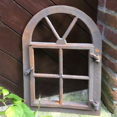 Iron Window, Stafllenster, Window Made of Iron to Open, Antique, Country, New