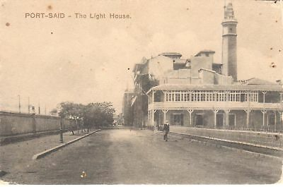 Carte Postale - Afrique - Egypte - Port-Said - The Light House