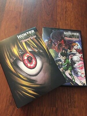 Hunter x hunter The movie: Phantom Rouge