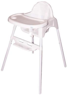 Baby Feeding High Chair Infant Toddler Seat Bebe Style Cup Portable Tray Safety