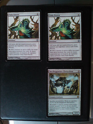 Affinity deck Magic Aether Vial Archbound Ravager Artifact land modular cards