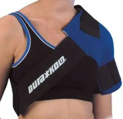 DuraKold Reusable Cold or Heat Therapy Wrap by DuraSoft - EXCELLENT CONDITION