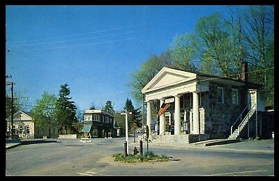 Chester, Ct ~ Post Office At Water & Main St. Ppc