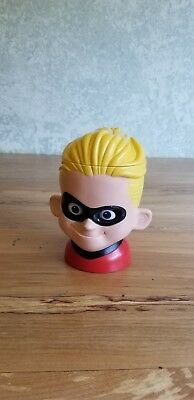 The Incredibles Dash Disney On Ice Cup Mug Plastic Flip Top Lid