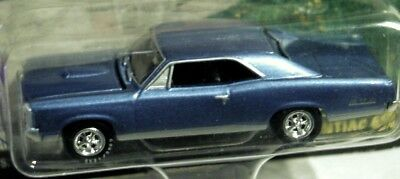 Johnny Lightning 67 1967 Pontiac Gto Muscle Car Usa Detailed