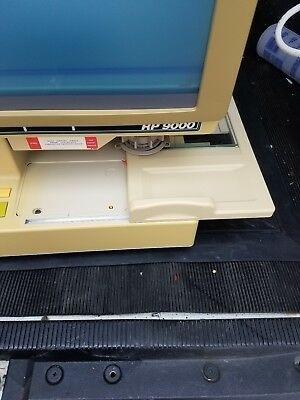 Used EyeCom RP9000 Microfilm Microfiche Reader Printer   Works