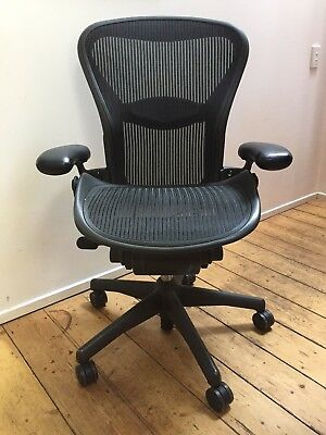 Genuine Herman Miller Aeron Office Chair Size B