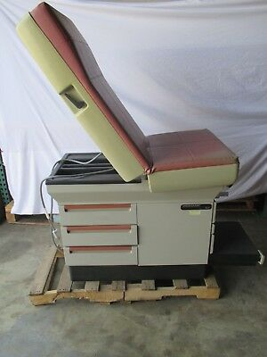 Examination Exam Room Table OBGYN Midmark 404 Pre Owned Look at all the pictures
