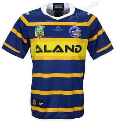 Parramatta Eels 2018 NRL Home Jersey Adults Ladies Kids Toddler Sizes BNWT
