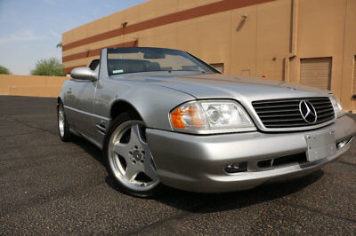 Mercedes-Benz SL-Class SL600 2dr Roadster 6.0L 2000 MERCEDES SL600 SPORT,14K ORIGINAL MILES,PANORAMA ROOF,SPORT PACKAGE!!!