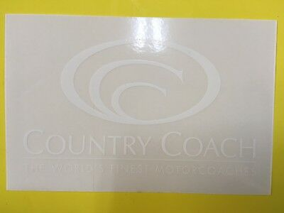 Country Coach Decals-Originals- FREE SHIPPING