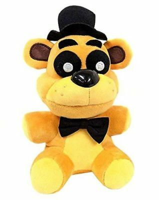 2018 Golden Freddy Exclusive Five Nights at Freddys Plush 7 Toy