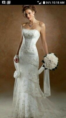 Maggie Sottero Couture Wedding Gown