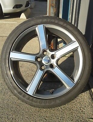 "Volvo C70 ""MIDIR"" wheel #31290414 (Diamond Cut Light Grey)"