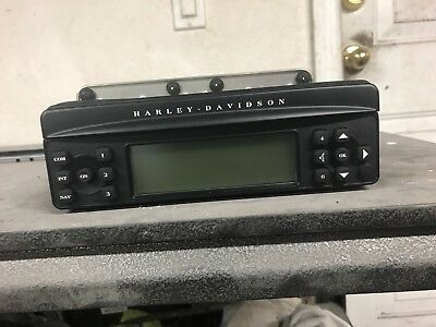 OEM FACTORY HARLEY DAVIDSON Radio / CD PLAYER 76160-06 HARMON KARDON  VGC