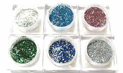 W7 Space Dust Loose Glitter Powder - Choice of Shades - Please Choose