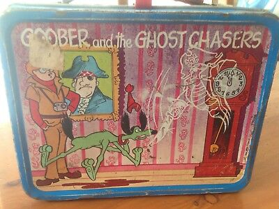 Goober and the Ghost Chasers Lunchbox, Original 1974
