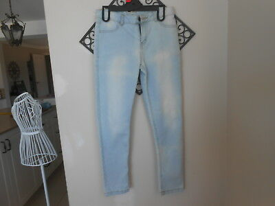 Girl's Pale Blue Jeans Size 10Years