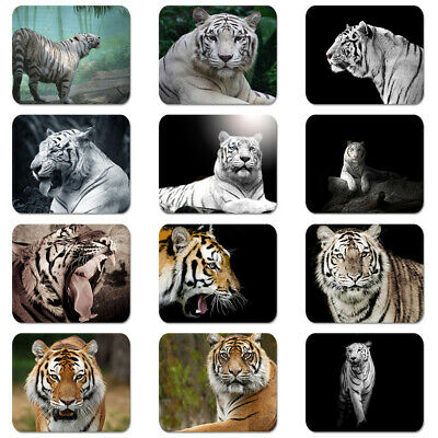 Cool Animal Wild Tiger Pattern Soft Rubber Laptop Computer PC Mouse Pad MousePad