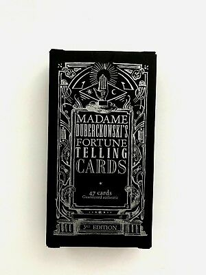 Madame Duberckowski Fortune Telling Cards Oracle Limited Edition Tarot