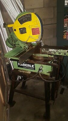 Haberle H315 Cold Saw