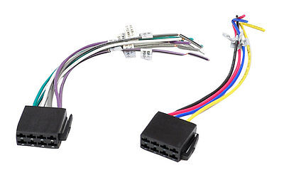 boss audio wiring harness plug adapter 722ca 728ca 742rgb 738ua rh picclick com boss wiring harness diagram boss bv9967b wiring harness