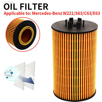 for Benz W221/S63/C63/E63 Auto Oil Filter A0001803009 Car Oil Filter Smooth