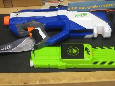 Lot Of 6 Different Nerf Guns