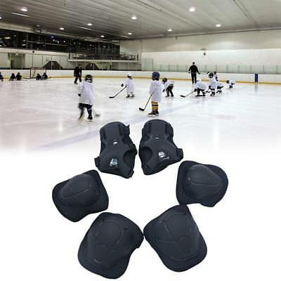 Wrist Elbow Knee Protective Pads Skating Protectors Gear Set For Kids Children~