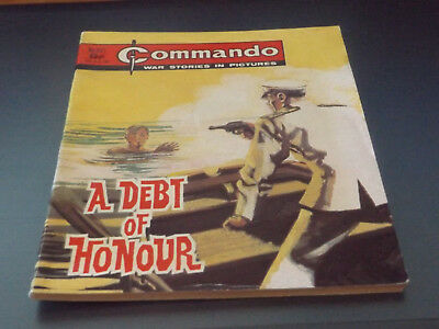 Commando War Comic Number 901!!,1975 Issue,v Good For Age,43 Years Old,v Rare.
