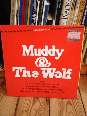MUDDY WATERS / HOWLIN' WOLF - Muddy & The Wolf - Chess Records USA 1984