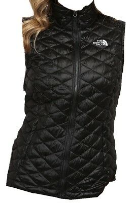 THE NORTH FACE Thermoball gilet donna - tg. XL - colore Nero