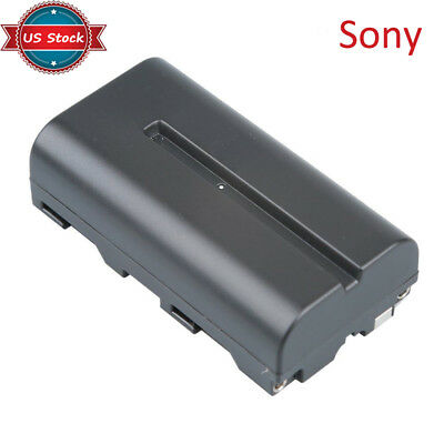 Digital Camera Li-ion Battery 2200mAh for Led Video Camera light as Sony NP-F550