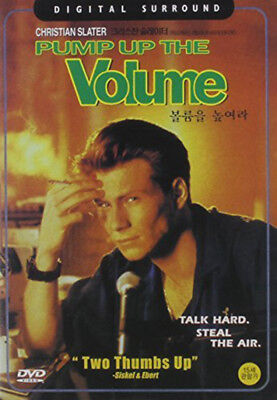 Pump Up the Volume (1990) Allan Moyle / DVD, NEW
