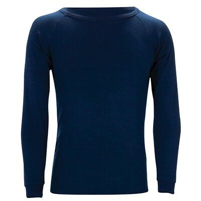 Sherpa Kids' Polypro Long sleeve Sleeve Crew Neck Thermal Top