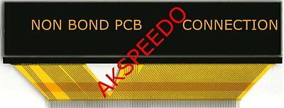 SAAB 93 9-3 95 9-5 SID1 SID2 Pixel Repair New LCD and Ribbon Non Bond connection