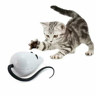 FroliCat Rolorat Automatic Interactive Rolling Mouse Cat Teaser Toy