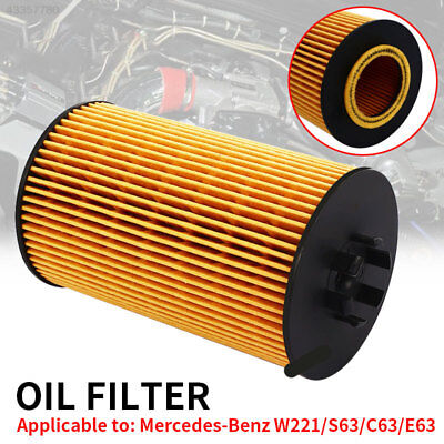 Oil Filter for Benz W221/S63/C63/E63 A0001803009 Auto Oil Filter Smooth
