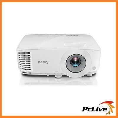 BenQ MX550 20,000:1 DLP Projector 3600 Lumens 3D 2x HDMI Speaker VGA Business