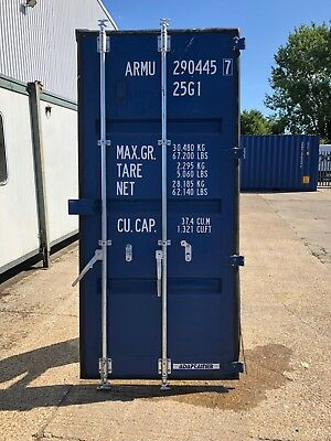 Shipping Container Doors - 2.9m 20ft High Cube Doors