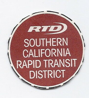 Southern California Rapid Transit District-Los Angeles, California    CA 450 XB