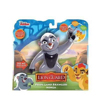 Disney Junior The Lion Guard Pride Land Brawlers Bunga Lights & Sounds Toy
