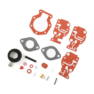 New OEM Carburetor Carb Repair Rebuild Kit 439073, 0439073 for Johnson/Evinrude