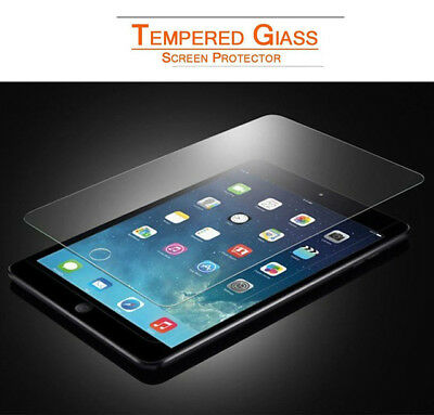 Real Tempered Glass Lcd Film Screen Protector For Apple Ipad Air  / Air 2 9.7""