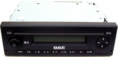 Radio. 24V Original DAF Radio Basic