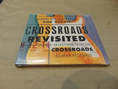 Eric Clapton And Guest  Crossroads Revisited     3 Cd