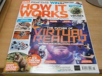 How It Works magazine #115 2018 Future of Virtual Reality + Spreading Viruses