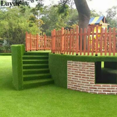 Artificial Grass Lawn Home Courtyard balcony decoration Artificial turf Flower C