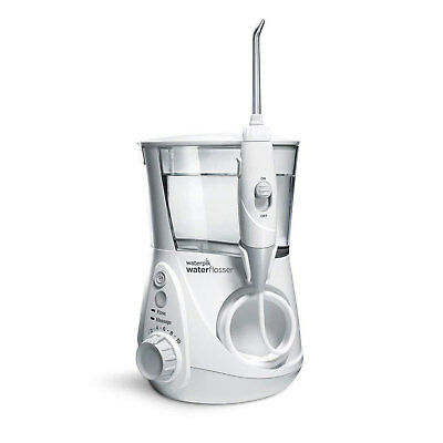 Waterpik Ultra Professional Water Flosser White UK 2-Pin Bathroom Plug - WP660