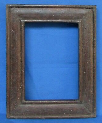 Vintage Wooden  Unique Shape Old Hand Carved Picture Photo Frame ,Collectible